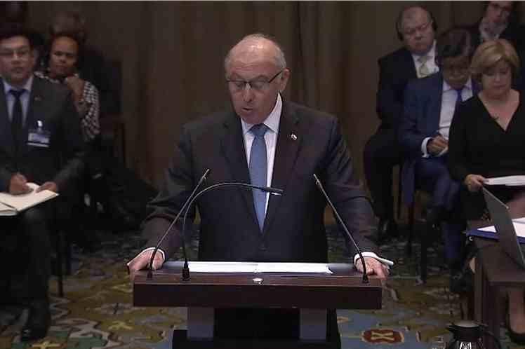 Los tratados se respetan: La argumentación de Chile en La Haya