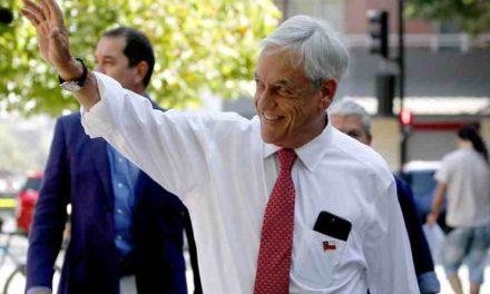 Piñera designa a los 54 gobernadores con mayor presencia de RN