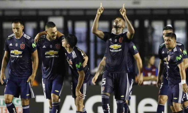 Triunfo azul en la Libertadores: Con ganas de cambiar la historia