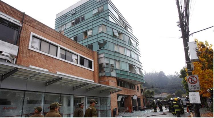 Cuatro personas murieron y 50 resultaron heridas tras una explosión provocada por una fuga de gas en Sanatorio Alemán de Concepción