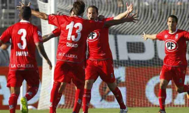 "Derrota histórica, la ""U"" perdió 6-1 ante La Calera"