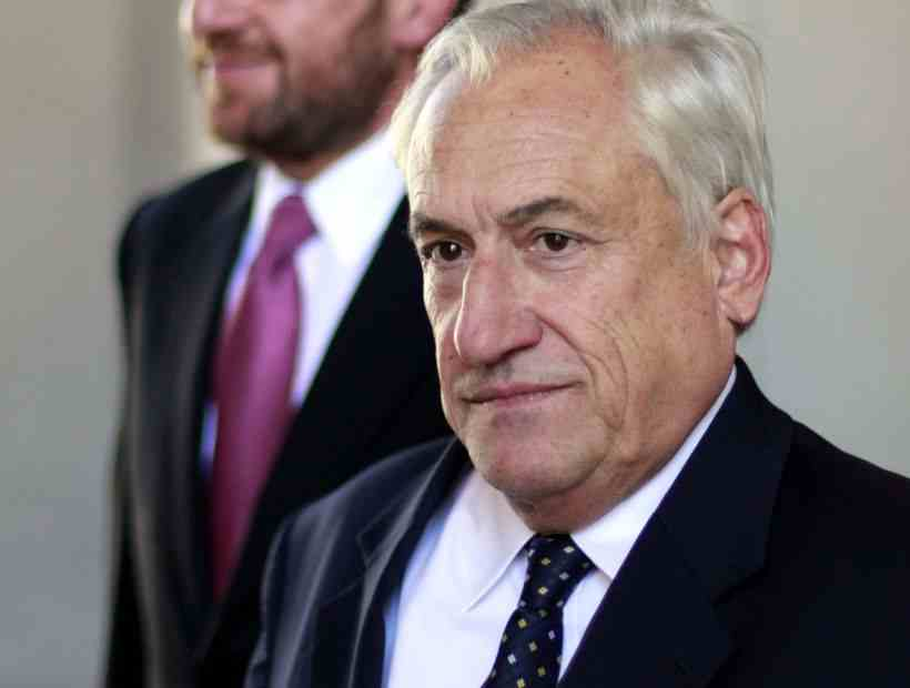 Piñera viaja a Argentina con nombramiento de su hermano congelado