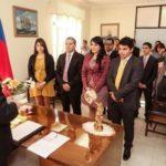 """Sociedad conyugal: Chile pondría fin a una norma """"única en el mundo"""""""