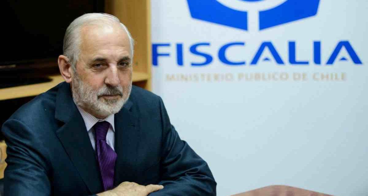 Frente Amplio decide pedir la destitución del Fiscal Nacional