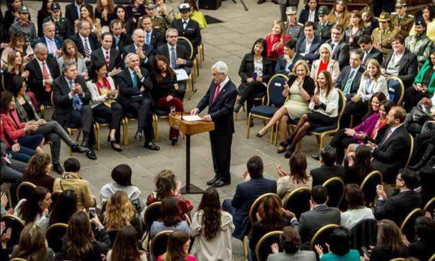 Cuenta Pública de Piñera: un discurso ante varias derechas