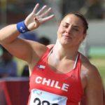 Natalia Duco alcanza el tetracampeonato sudamericano
