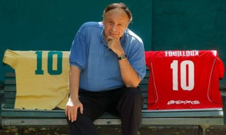 Se va otra leyenda del 62: muere Alberto Foullioux