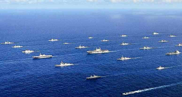 ¿Qué hay detrás de la participación de Chile en el ejercicio naval RIMPAC?