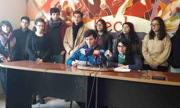 Relevo en la Fech: Alfonso Mohor deja presidencia y asume Karla Toro