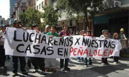 Peñalolén: Comunidad Ecológica y Corte Suprema contra viviendas sociales