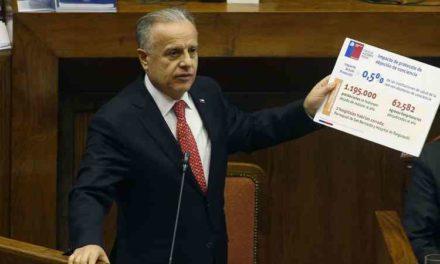 """Ministro Santelices y acciones en Sonda: """"Aquí no hay conflicto de interés"""""""