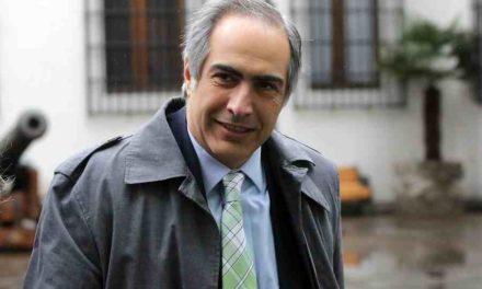 "Francisco Chahuán: ""Espero ver a Sebastián Piñera como un nuevo Aylwin"""