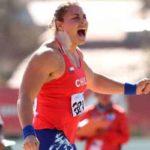 Terremoto en el atletismo: Natalia Duco positivo por doping