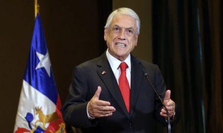 Presidente Piñera cita a comité político por ministro Varela