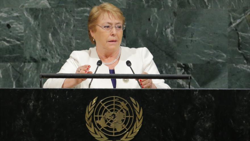Las opiniones encontradas que deja la nominación de Michelle Bachelet en la ONU