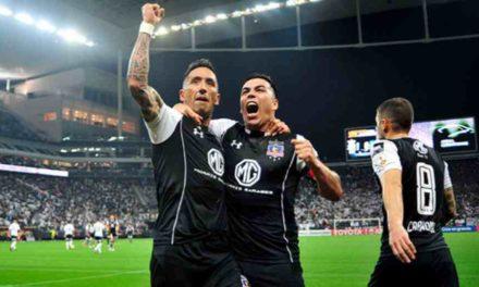 Colo Colo se mete entre los ocho mejores de América después de 21 años