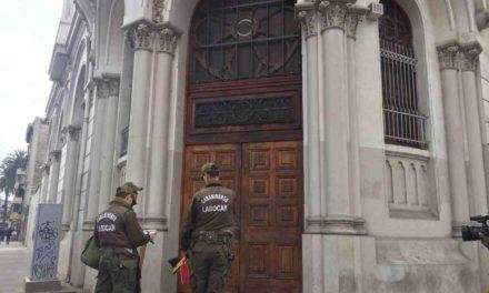 Fiscal Arias ordena allanamientos simultáneos a cuatro obispados