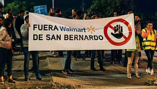 Con protestas de los vecinos, SEA aprueba proyecto El Peñón de Wallmart