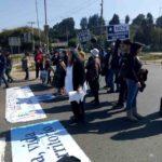Vecinos de Quintero se manifiestan nuevamente por contaminación en la zona
