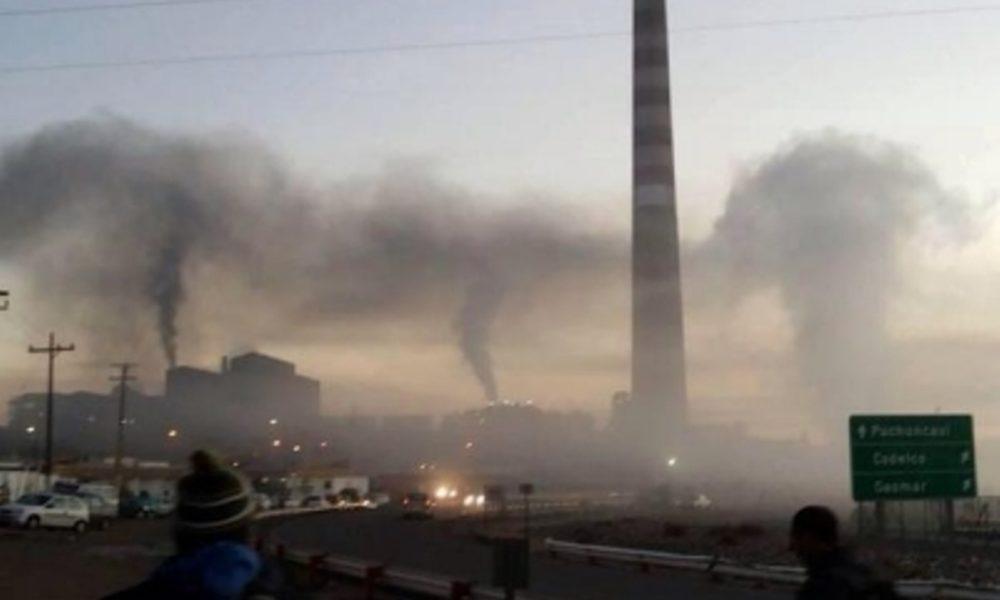 """Fundación Terram por contaminación en Quintero: """"El Estado ha sido negligente"""""""