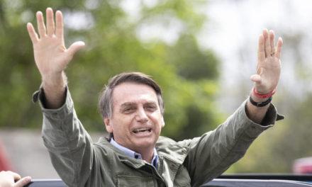 La ultra derecha se toma Brasil: Bolsonaro es electo presidente