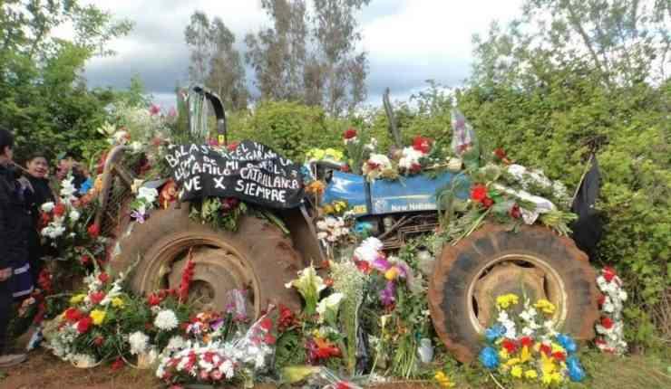 INDH se querella: Muerte de Camilo Catrillanca es homicidio calificado