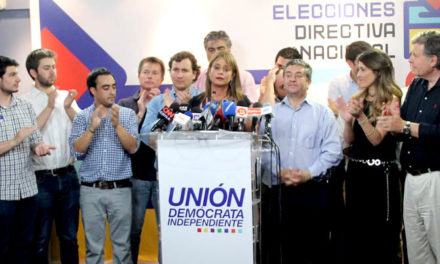 """Eventual """"hackeo"""" en el sistema electrónico de votación obliga a suspender elecciones en la UDI"""