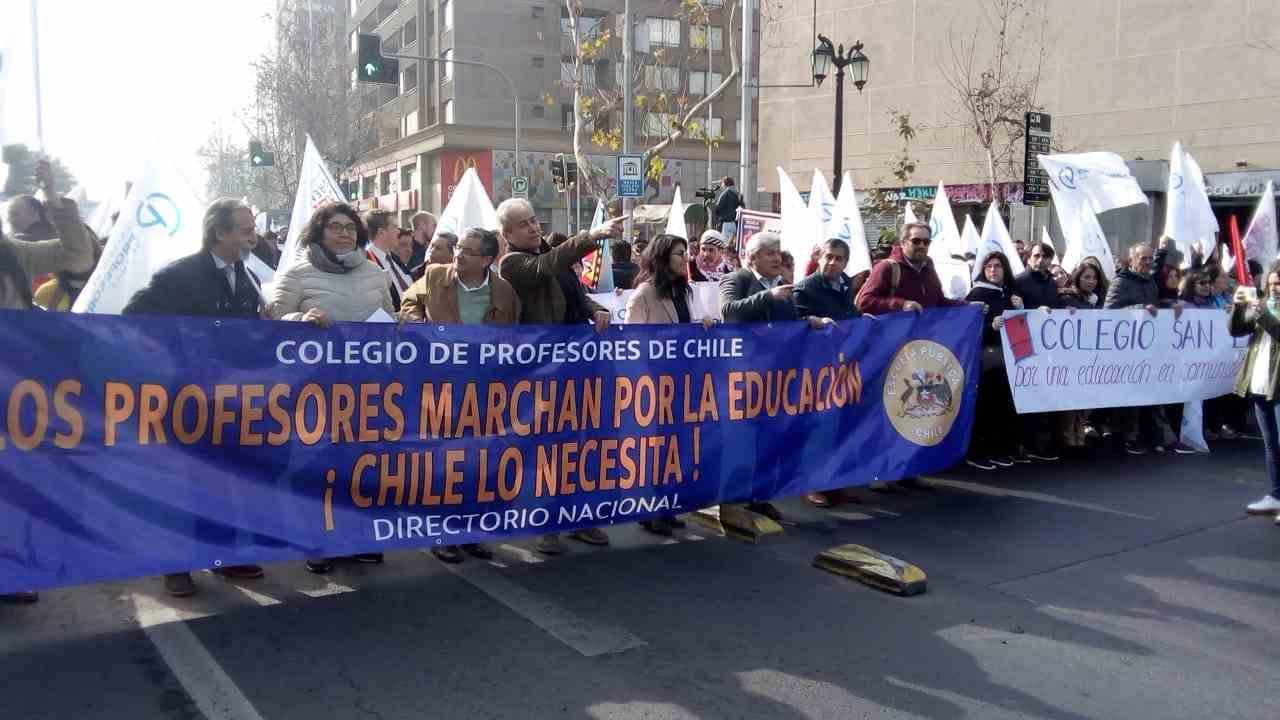 Magisterio exige ser escuchado y anuncia movilizaciones para marzo