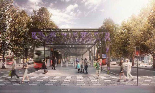 Arquitectos defienden sustentabilidad del proyecto eje Alameda Providencia