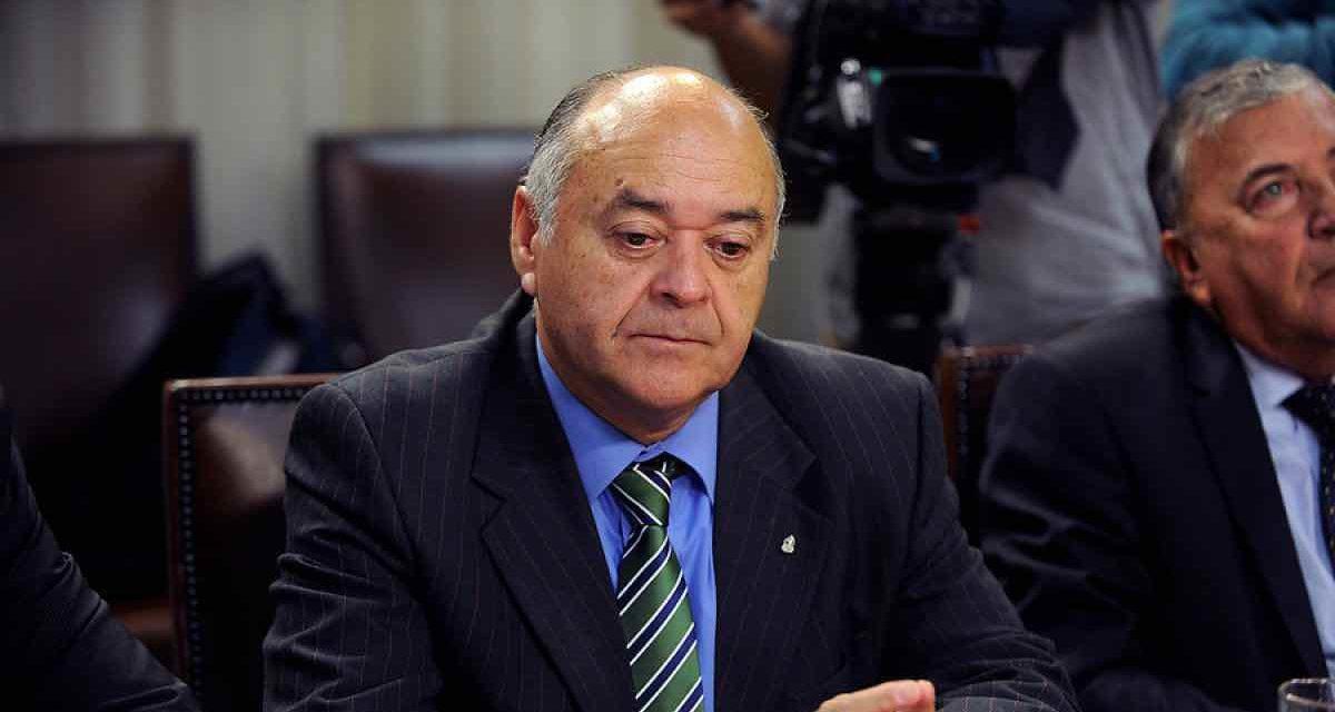 Gobierno acepta renuncia de Jorge Ulloa a la Intendencia del Biobío