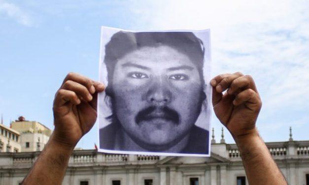 Fiscalía anuncia cierre de investigación en caso Catrillanca