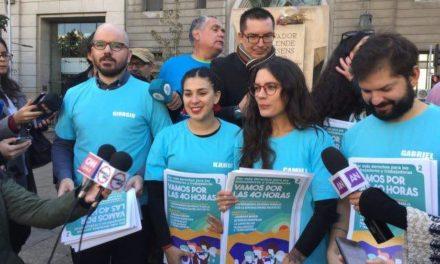 Diputados de oposición promueven jornada laboral de 40 horas semanales