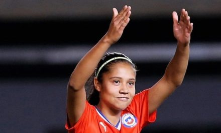 Fernanda Pinilla finalmente irá al Mundial de Francia