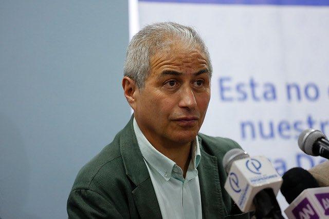 """Mario Aguilar interpela a ministra de Educación: """"Responde casi como un bot"""""""