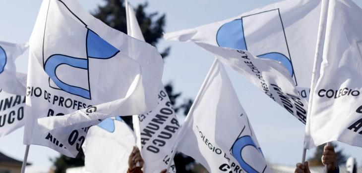 Colegio de Profesores convoca a paro nacional indefinido