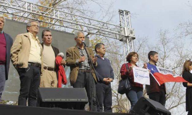 Cuarta semana de paro: profesores suman a la ciudadanía de cara a nuevas movilizaciones