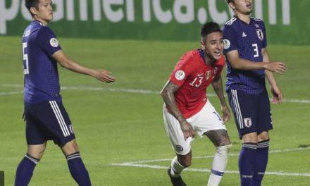 Chile goleó a Japón e inició de la mejor manera su defensa del título en la Copa América