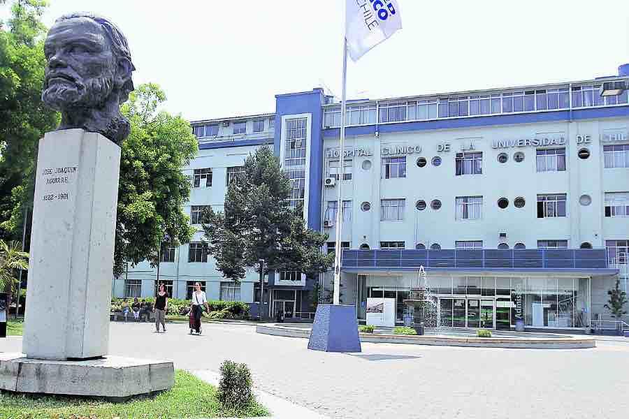 Hospital Clínico de la U.de Chile refuerza atenciones del Hospital San José