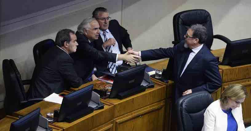 Con votos de la oposición, Cámara Alta aprueba en general Ley corta Antiterrorista