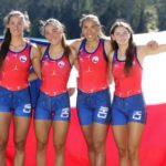 ¡Diez y once! El remo no decepciona y aporta dos nuevos oros al Team Chile