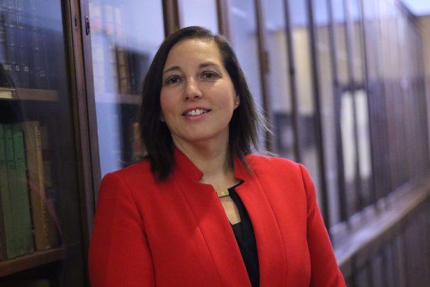 Paulina Vodanovic.