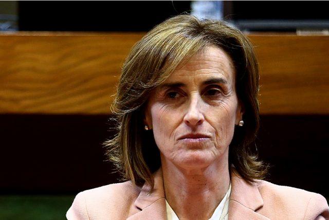 Marcela Cubillos, el rostro del rechazo