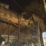 Al menos cuatro muertos en derrumbe de cerro del puerto chileno de Valparaíso
