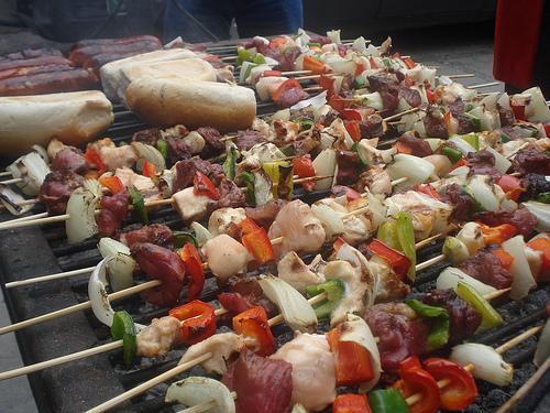 receta de anticuchos cocina chilena